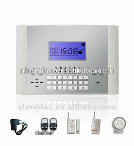 2013 New Smart Wireless GSM home Security system with SMS and Call Alarm