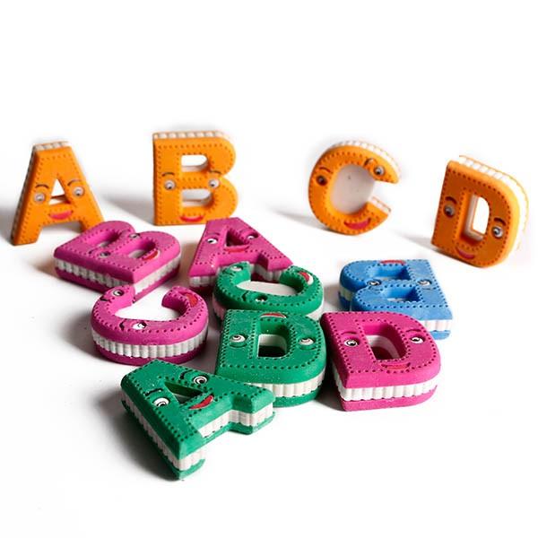 Mini Nette Briefe Gummi Radiergummi 3 Schicht Abc 3d Brief