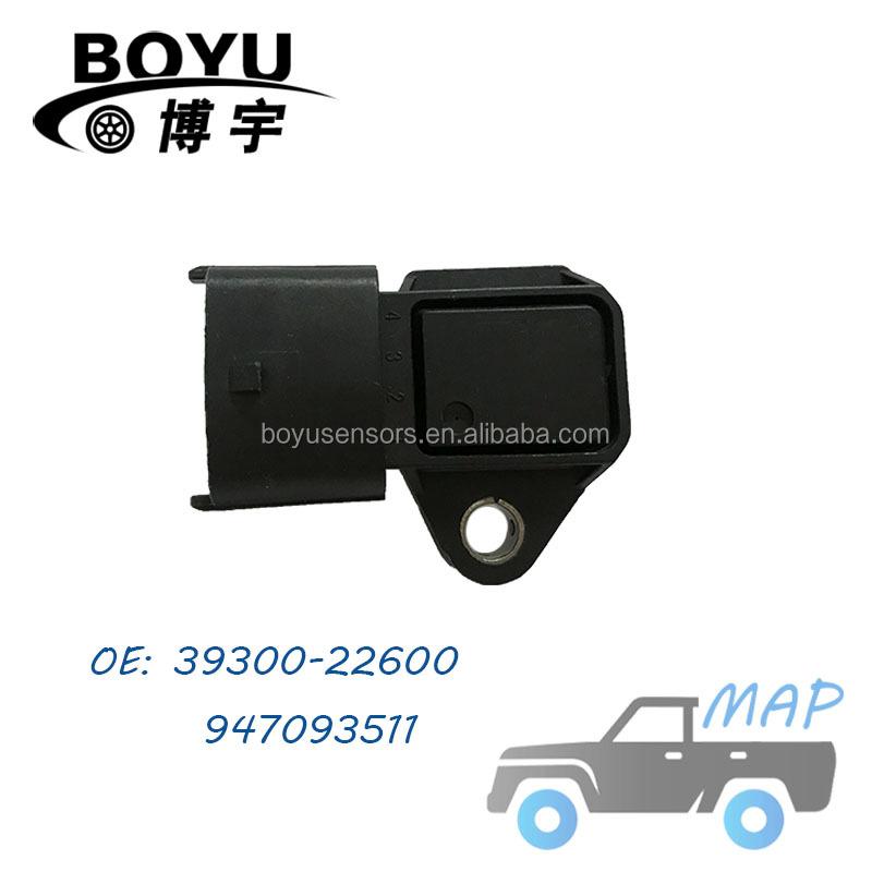 MAP Sensor 9490930502 Intake Pressure Sensor 3930084400 for HYUNDAI Santa Fe US