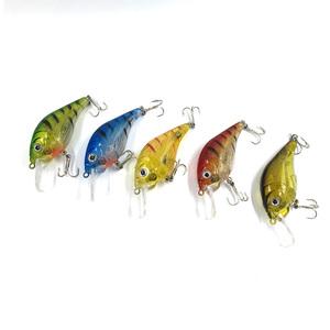 hard plastic fishing lure molds