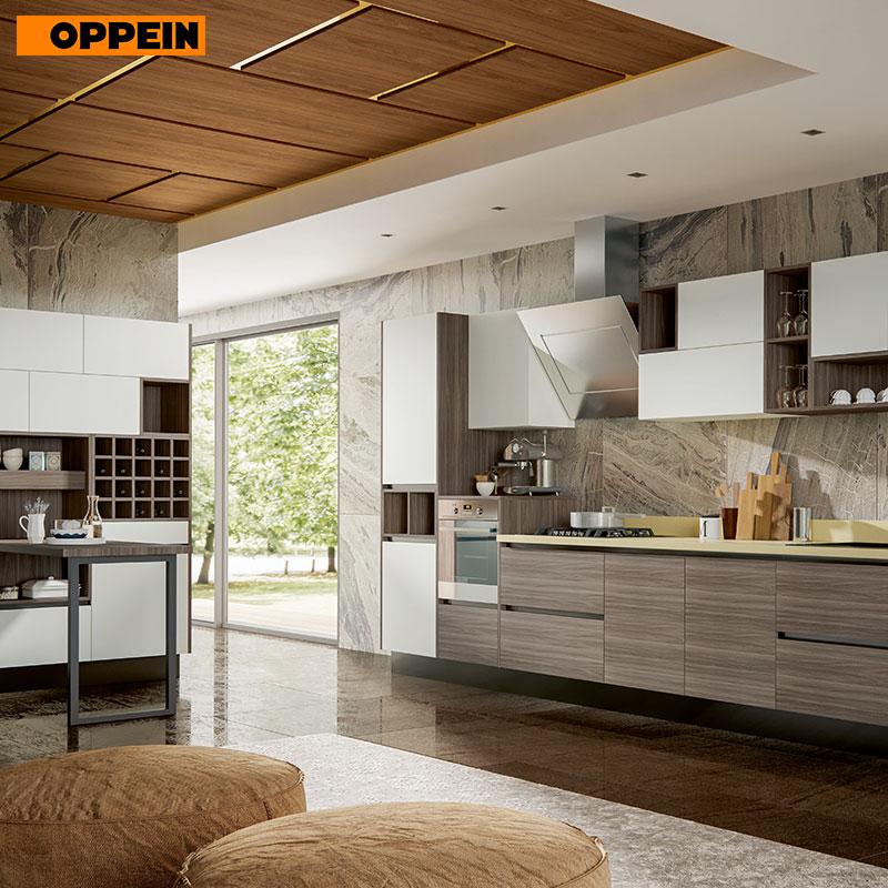 Oppein Modern Style And Modular Kitchen Designs For Small Kitchens,Modern  Kitchen Furniture Set,Whole Kitchen Cabinet Set - Buy Whole Kitchen Cabinet  ...