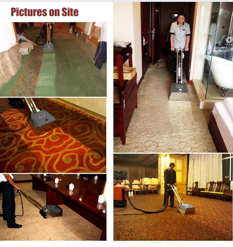 industrial steam carpet cleaner machine