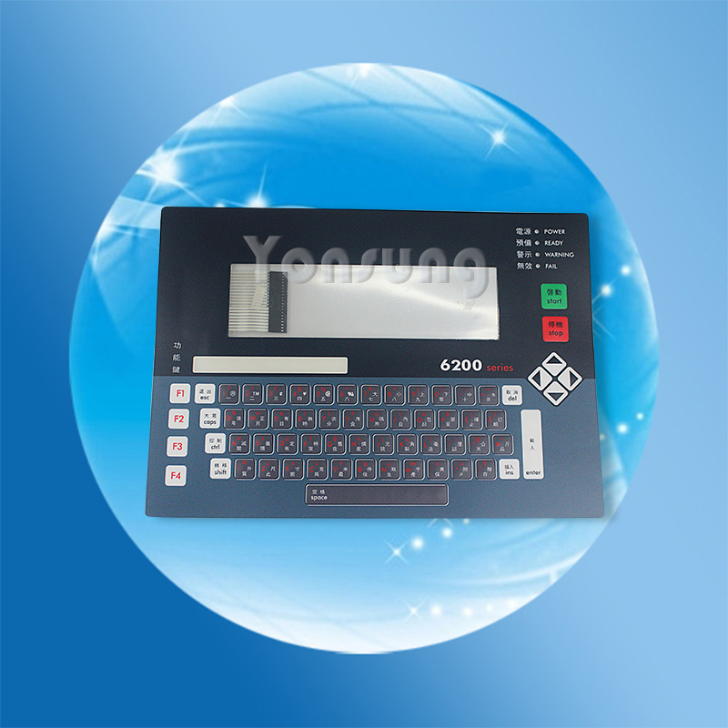 Linx spare parts 6200 Linx Keyboard keypad for Linx inkjet printer