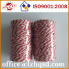 high quality wholesale red and white butcher's cotton string