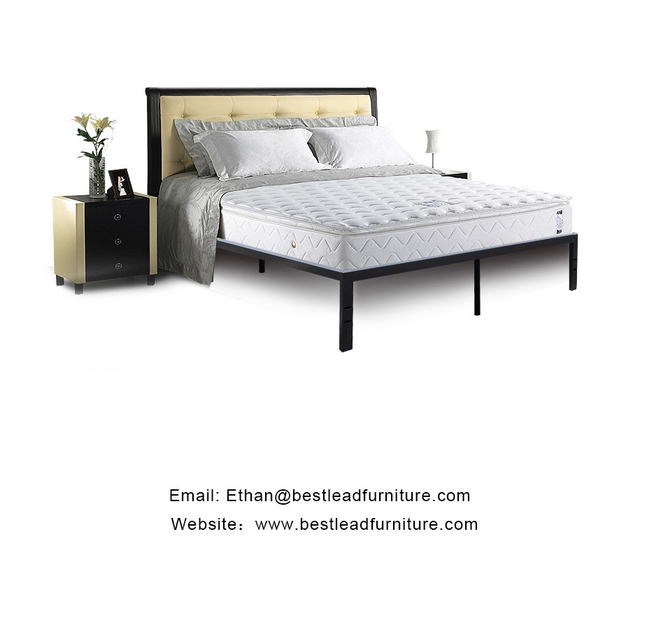 Wood Furniture Wooden Slatted Platform bed frame