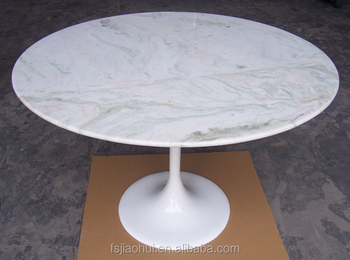 Saarinen Marble Table Tulip Side Table With Marble Top By Eero