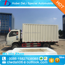 DONGFENG 4*2 van box truck for sale in the Philippine