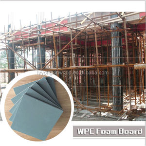 WPC Concrete Shuttering Board/Template for Building 1220*2440mm