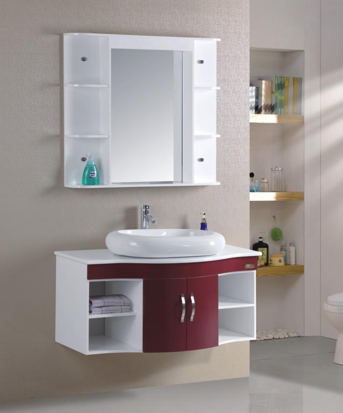 2019 Modern Pvc Bathroom Vanities Furniture Wash Basin Mirror Cabinet Buy Bathroom Vanities Bathroom Furniture Bathroom Mirror Cabinet Product On