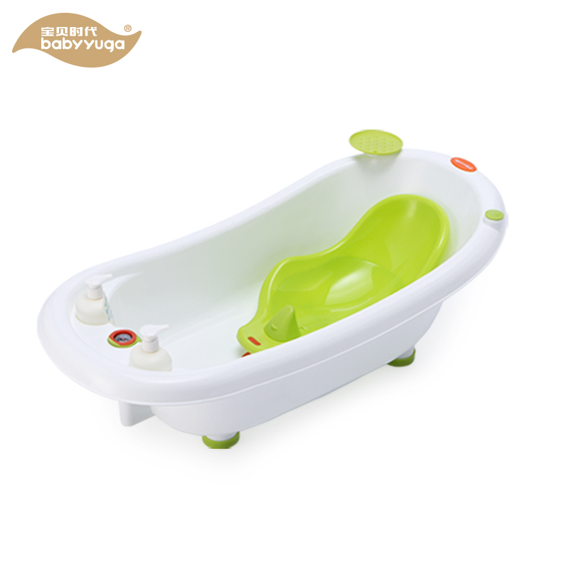 Plastic Baby Bathtub & Bath Support - Buy Plastic Baby Bathtub ...