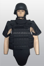Tactical Bulletproof vest wth MOLLE system and Quick release system