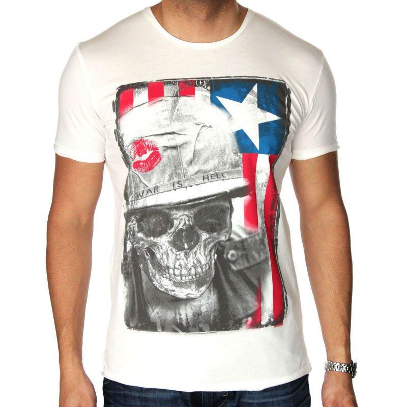 Custom Cotton T Shirt Made In Vietnam