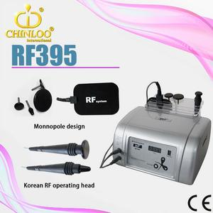 home rf radio wave face lifting skin tighten electric wave pull skin beauty machine RF395