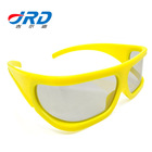 Unique Design S36 Liner/Circular Polarization 3D Movies Glasses Suit For RealD Imax Technology Cinema System 3D Glasses