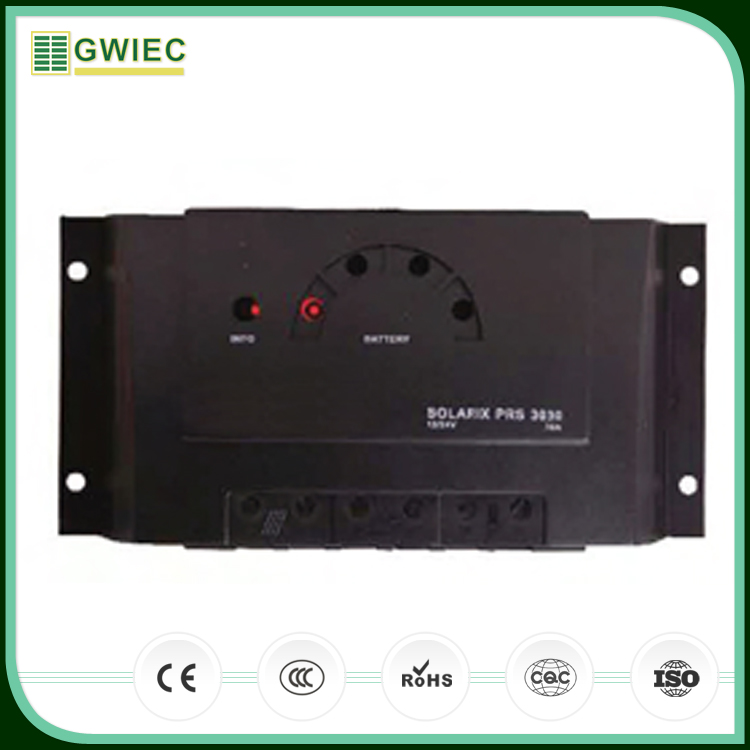 Solar Charge Controller Steca PR 1515 12//24V 15S w// LCD graphical display