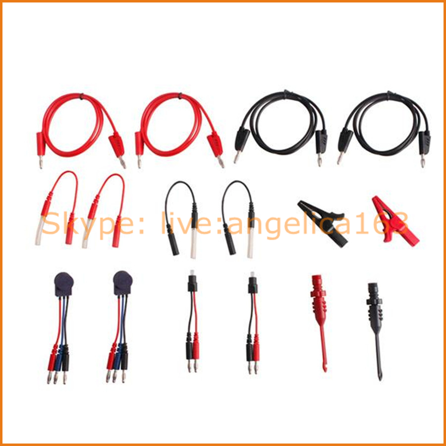 Auto Diagnostic Tools Mt 08 Multifunction Circuit Test Wiring Accessories Kit Cables Electrical And