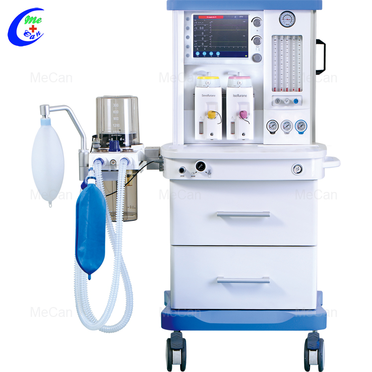 Advanced Multi-function Hospital Equipment Anesthesia Machine