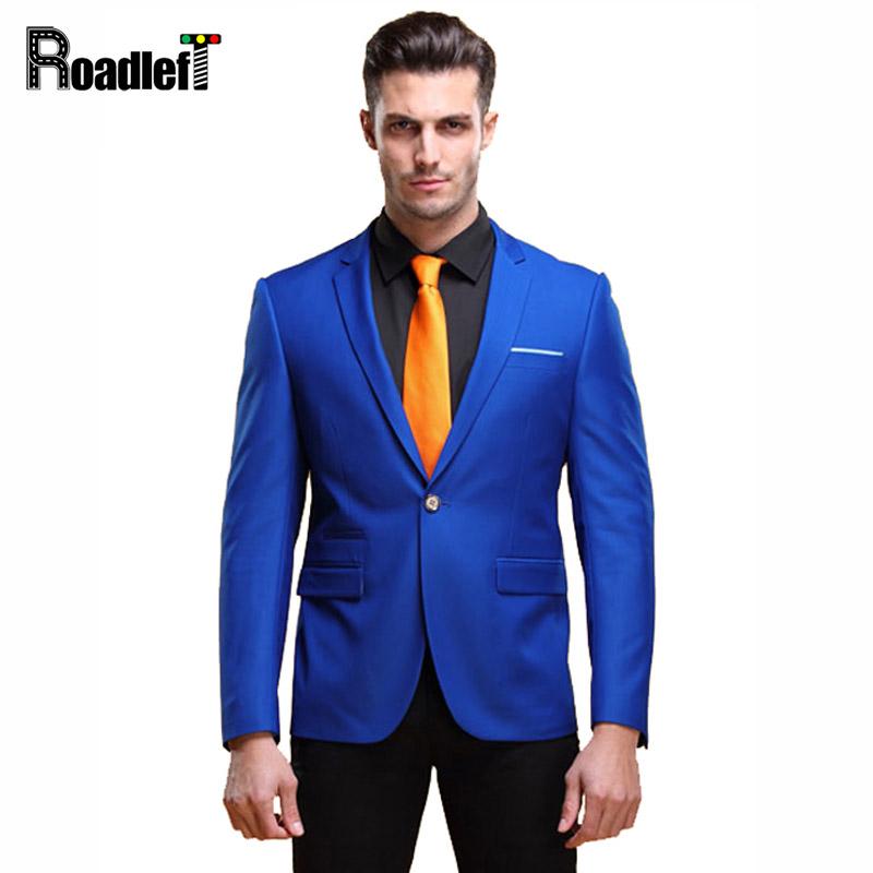 Royal Azul Blazers Para Los Hombres - Compra lotes baratos