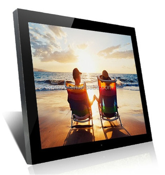 Front Tempered Glass Large A3 A4 Size 19u0026quot; Digital Photo Frame