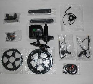 The cheap 48V 750W bafang 8fun/8FUN Central mid Drive Motor Ebike Kits with integral controller