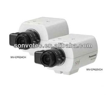 Wv-cp610/g Panasonic Digital Signal Processing Color Ccd ...