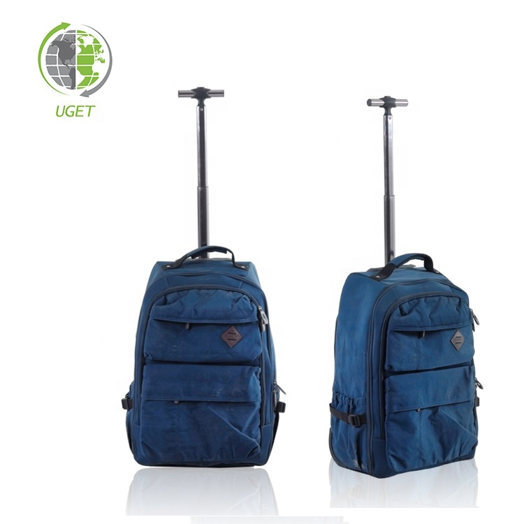 Nursing Bags On Wheels >> Free Sample Bags Wheels 50l Luggage School Trolley Backpack For School Buy Backpacks Student Wheeled Zebra Rolling Backpack For Nursing Student