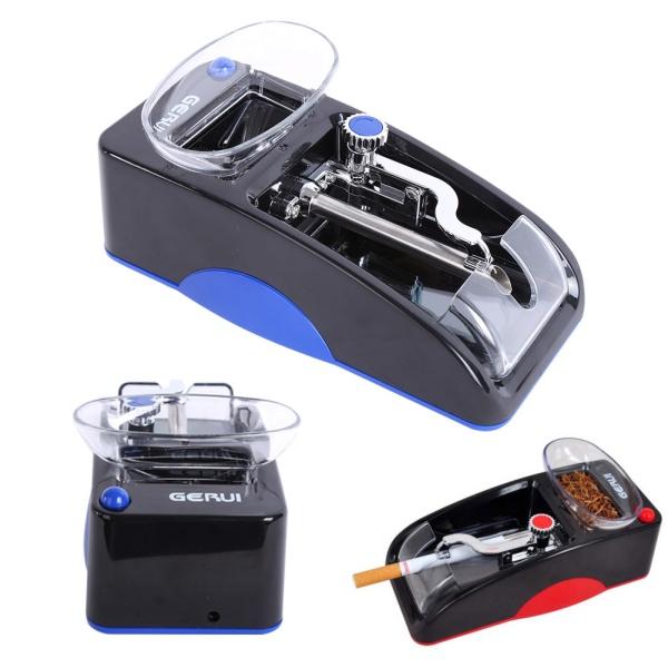 Курительная трубка электрический автоматическая мундштук шприцевые машина табак чайник сигары ролик ес штекер бесплатная доставка