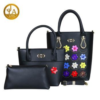 a4f28d39e735 TZ111 big size l bags handbag set 2018 cheap price spring trending for ladies  bags handbag
