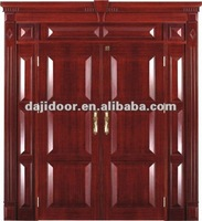 Exterior Entry Doors With Side Lite And Transom DJ-S8561STHS