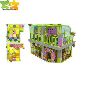 Kids Amusement park equipment indoor Playground Toys