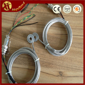 110v 100w Flat Coil Heater For Enail, 110v 100w Flat Coil