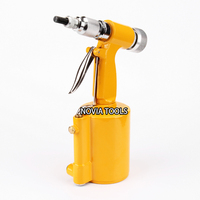 Pneumatic Hydraulic Rivet Gun / Air Riveter/nut gun for M4-M10 steel rivet nut NV-1020