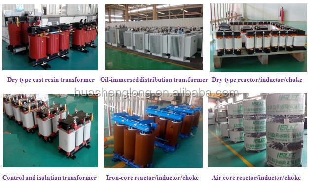 3 Phase Oil Filled Electrical Power Transformer 1 Mva With Price ...