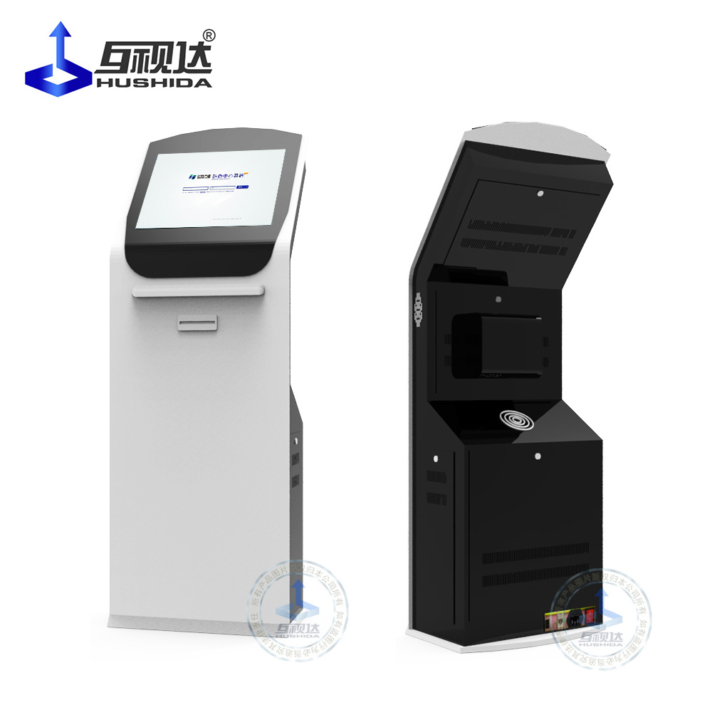 17inch wireless queue management system,bank /hospital/queuing system Kiosk