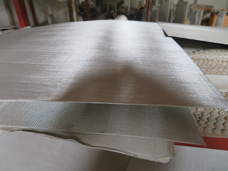 Stainless steel 310s Sintered porous Filter disc