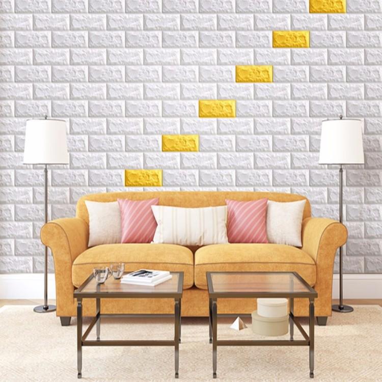 Interior Decoration Zigzag Pattern Waterproof/noise