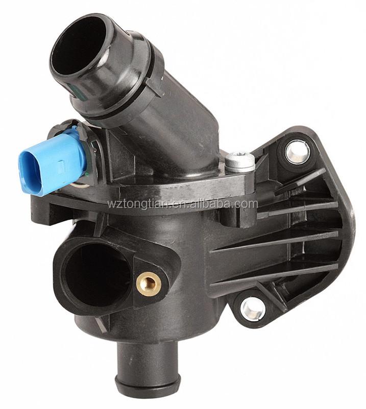 Wholesale Price Engine Coolant Thermostat Housing 06b 121 111 K ...