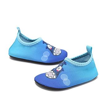 32e2dedf3c7 2017 bebé piscina zapatos de agua zapatos antideslizante suave Bebé Zapatos  descalzos seca rápido calcetín para