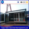 20ft Europe Switzerland 40ft container glass house prefab modern modular export tiny house for sale