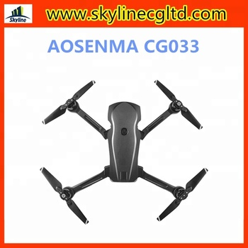 In Stock AOSENMA CG033 Brushless 2.4G FPV Wifi HD Camera Remote Control GPS Altitude Hold Quadcopter Toys for Children Adult