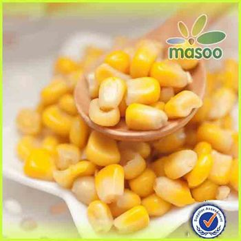Dalian Masoo Food Canned Food Products Non-gmo Healthy Canned Corn ...