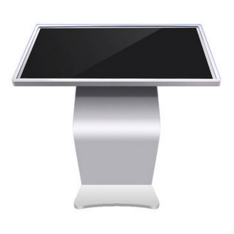 32 Inch Indoor Free Standing Touch Screen Monitor Lcd Advertising Kiosk