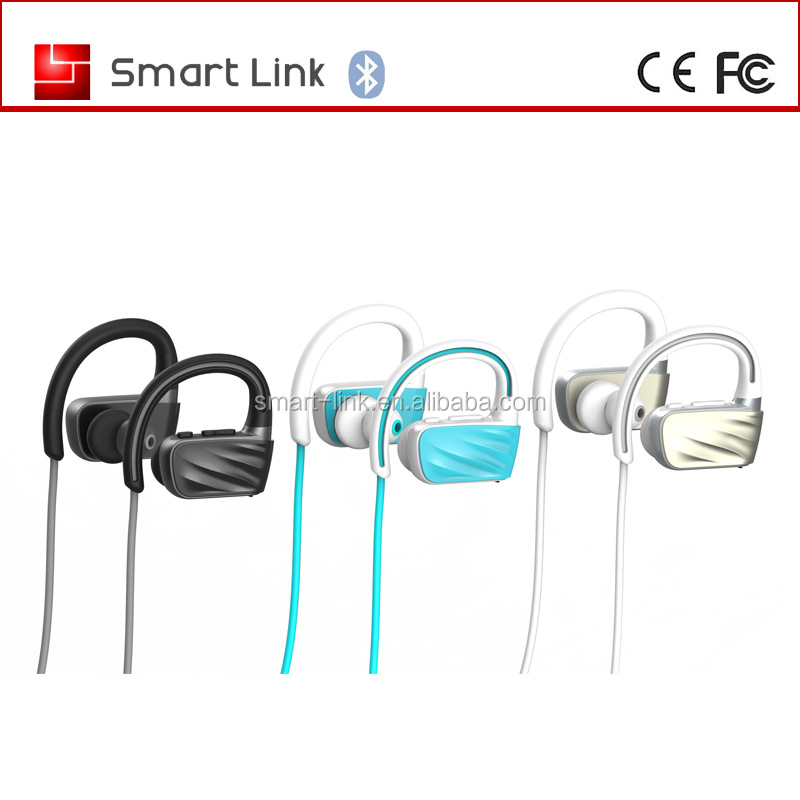 China factory price sport music mp3 player swimming waterproof bluetooth microphone wireless head phones