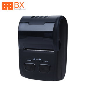 58MM Portable Receipt Printer Wireless USB bluetooth wifi compatible IOS Android computer system thermal printer
