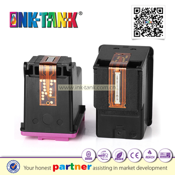 Recycled Ink Cartridge For Hp 650xl Used In Hp Deskjet Ink ...
