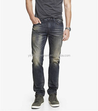 Slim fit flaco pierna jeans
