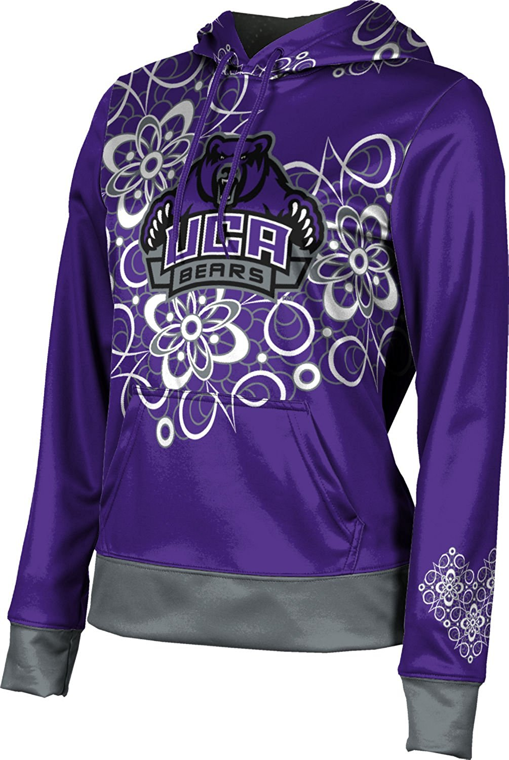 ProSphere Girls' University of Central Arkansas Foxy Pullover Hoodie