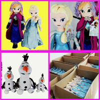 2016 Factory Direct Sale Frozen Doll Toys,Frozen Elsa & Anna Toys,Frozen Doll