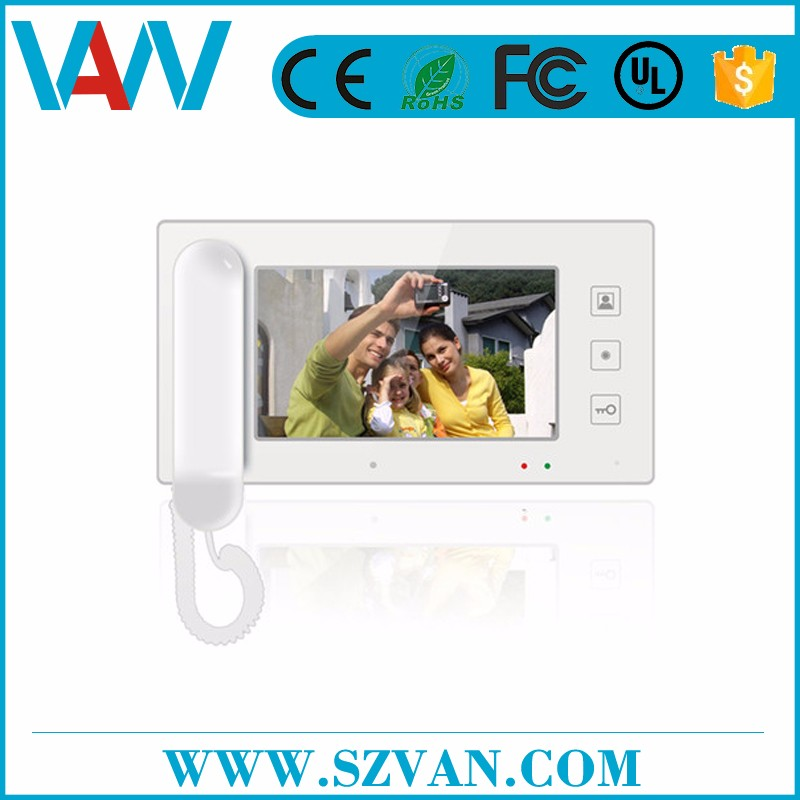 Wholesale 2017 New Design 2.4ghz digital wireless intercom video door phone With Long-term Service