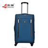 New Arrival Big Capacity Polyester Travel Luggage Bag Trolley Bags with four Wheels